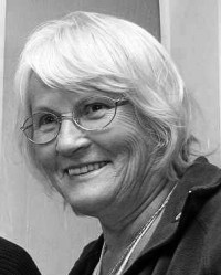 Elke Sauer (1941 - 2017)